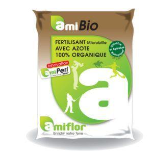 Brin de jardins fertilisant engrais organique bio 7.4.7 à Esvres en Indre et Loire