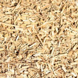 Brin de Jardins paillage naturel miscanthus à Esvres en Indre et Loire