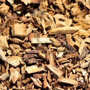 Brin de Jardins paillage naturel plaquettes de chêne à Esvres en Indre et Loire