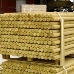 Aménagement de votre jardin avec des rondins de pins traités autoclave à Tours 37