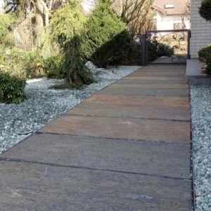 schiste pierre naturelle chez Brin de Jardins à Esvres